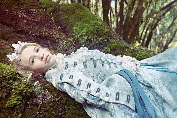 Новости в фотографиях - Backstage со съемок fashion-фотографа Бриттани МакЛарен - №2