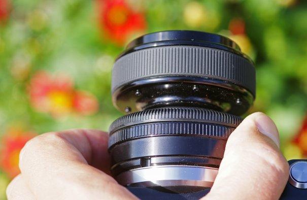 Фото техника для творчества: Объективы Lensbaby - №4