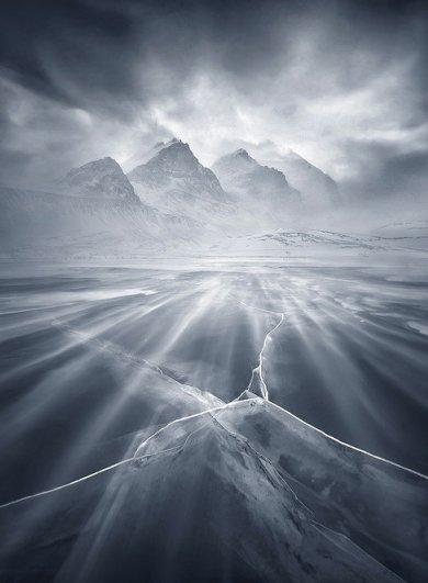 Фото пейзаж как результат глубокой страсти к Земле. Марк Адамус - №2