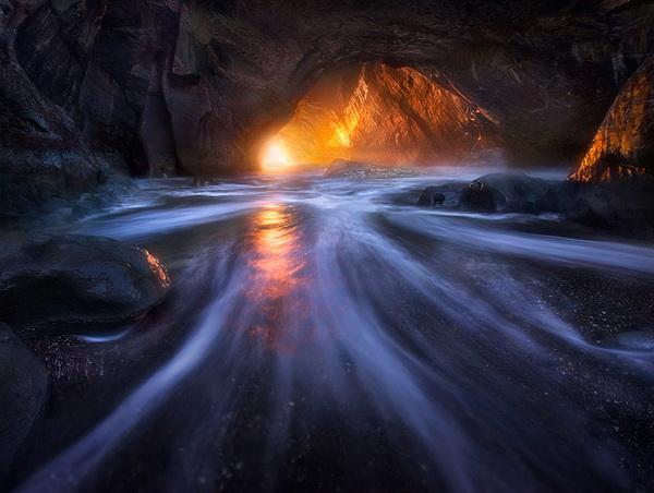Фото пейзаж как результат глубокой страсти к Земле. Марк Адамус - №3