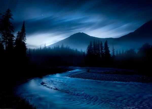 Фото пейзаж как результат глубокой страсти к Земле. Марк Адамус - №5
