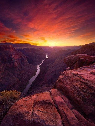 Фото пейзаж как результат глубокой страсти к Земле. Марк Адамус - №11