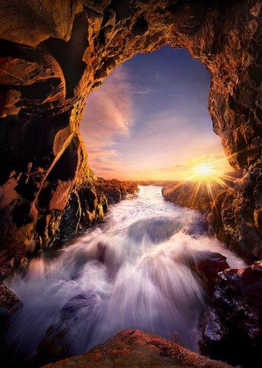 Фото пейзаж как результат глубокой страсти к Земле. Марк Адамус - №14