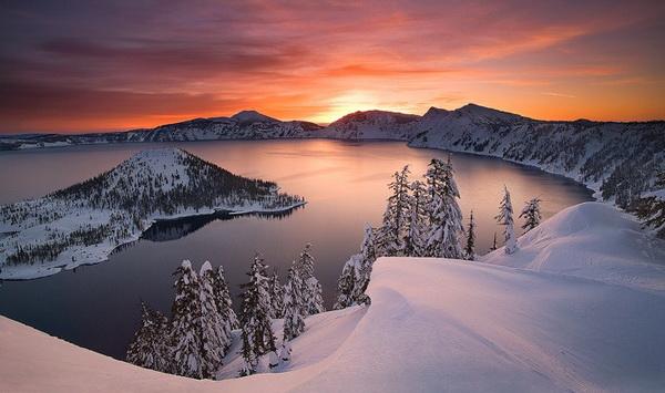 Фото пейзаж как результат глубокой страсти к Земле. Марк Адамус - №15