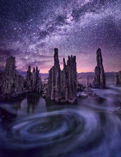 Фото пейзаж как результат глубокой страсти к Земле. Марк Адамус - №17