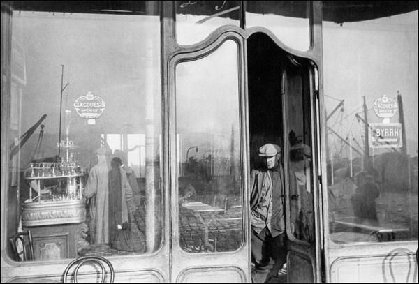 Урок фотографии от Анри Картье-Брессон: 10 советов классика - №1