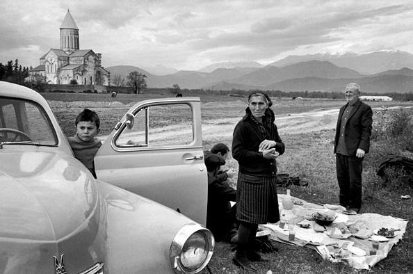 Урок фотографии от Анри Картье-Брессон: 10 советов классика - №2