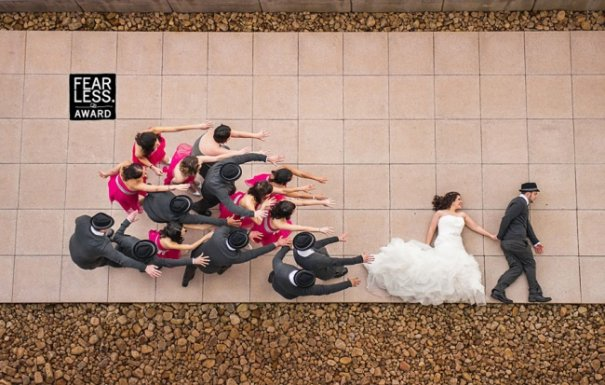 ТОП фото - Лучшие свадебные фото со всего мира - №4