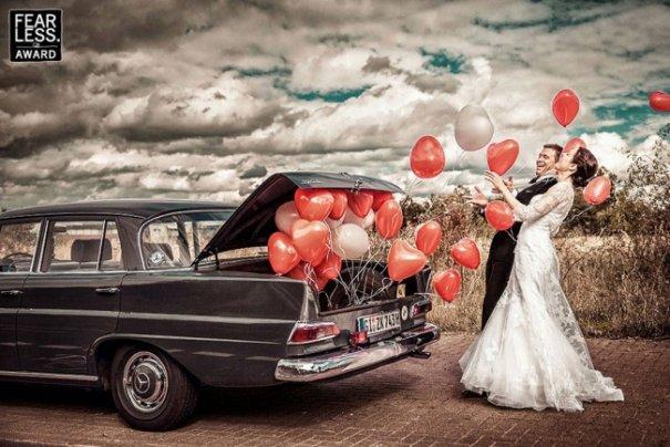 ТОП фото - Лучшие свадебные фото со всего мира - №14