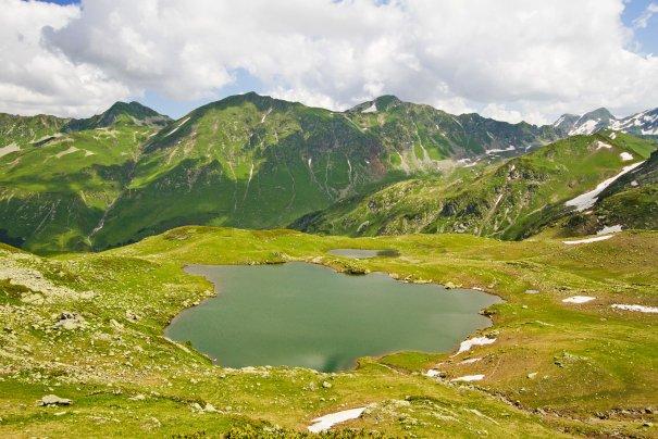 Путешествие в Долину семи озер. Абхазия. - №13