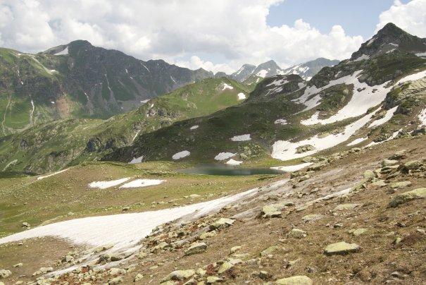 Путешествие в Долину семи озер. Абхазия. - №16