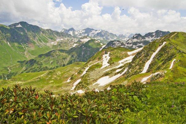 Путешествие в Долину семи озер. Абхазия. - №18