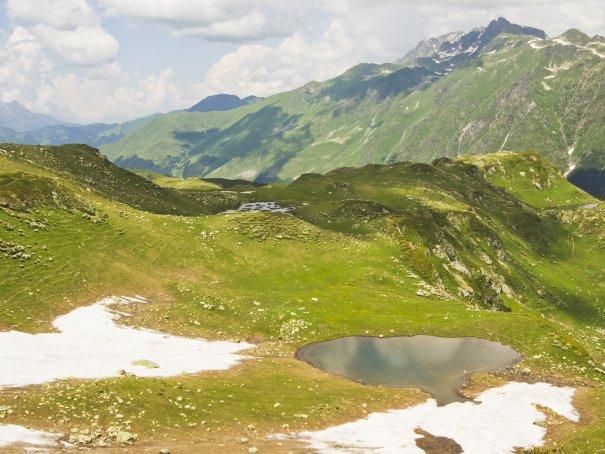 Путешествие в Долину семи озер. Абхазия. - №20