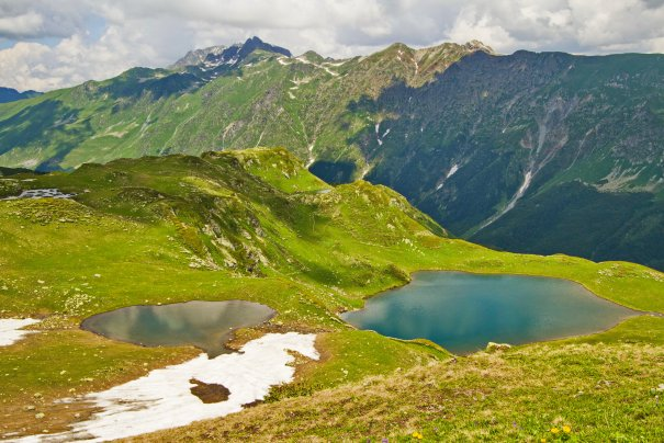 Путешествие в Долину семи озер. Абхазия. - №21