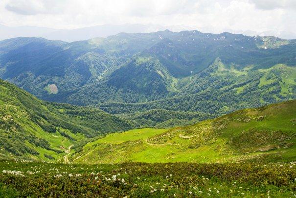 Путешествие в Долину семи озер. Абхазия. - №22