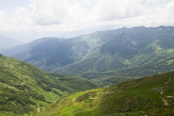 Путешествие в Долину семи озер. Абхазия. - №23