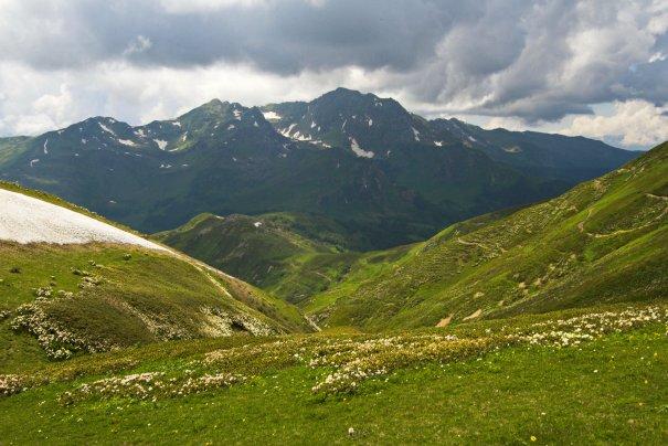 Путешествие в Долину семи озер. Абхазия. - №25