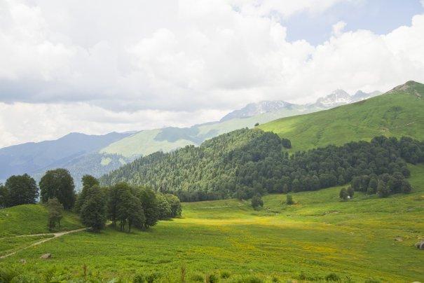 Путешествие в Долину семи озер. Абхазия. - №28