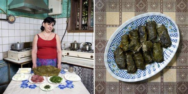 Чем кормят лучшие бабушки разных стран своих внуков - №1