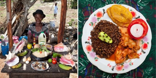 Чем кормят лучшие бабушки разных стран своих внуков - №2