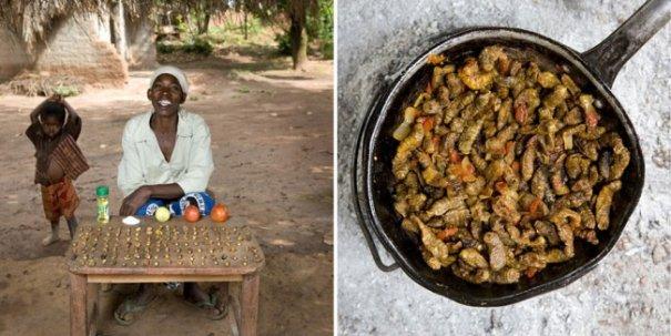 Чем кормят лучшие бабушки разных стран своих внуков - №3