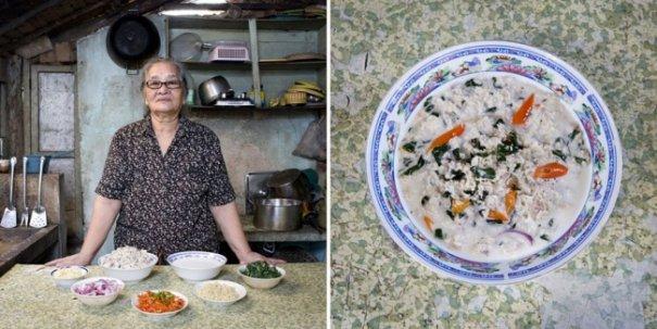 Чем кормят лучшие бабушки разных стран своих внуков - №6