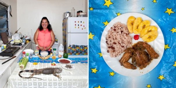 Чем кормят лучшие бабушки разных стран своих внуков - №7