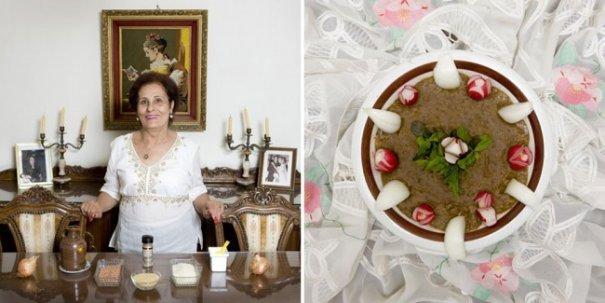 Чем кормят лучшие бабушки разных стран своих внуков - №8