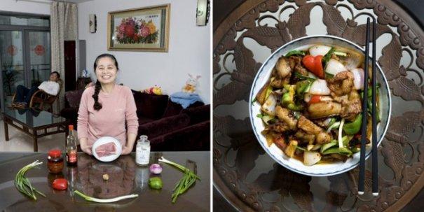 Чем кормят лучшие бабушки разных стран своих внуков - №9