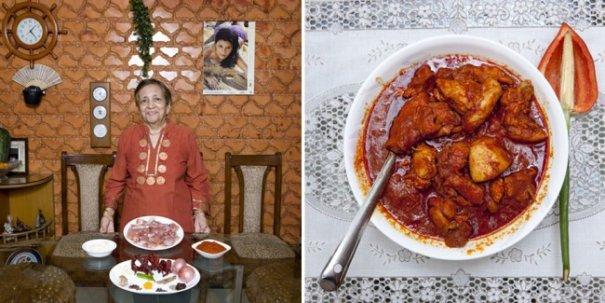 Чем кормят лучшие бабушки разных стран своих внуков - №10