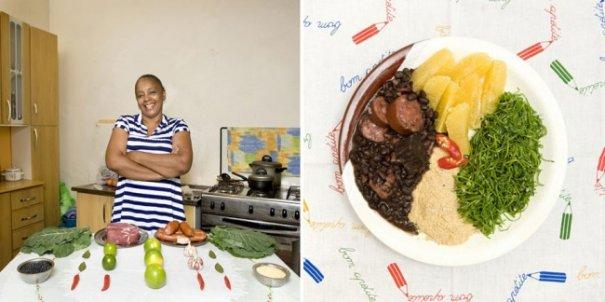 Чем кормят лучшие бабушки разных стран своих внуков - №13