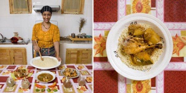 Чем кормят лучшие бабушки разных стран своих внуков - №14