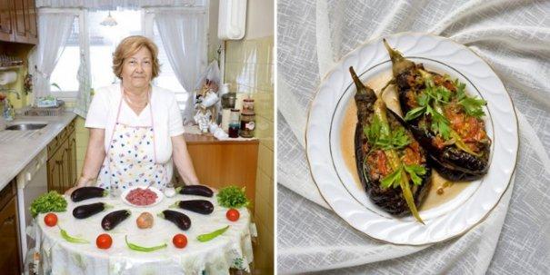 Чем кормят лучшие бабушки разных стран своих внуков - №16