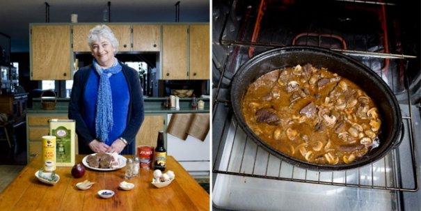 Чем кормят лучшие бабушки разных стран своих внуков - №17