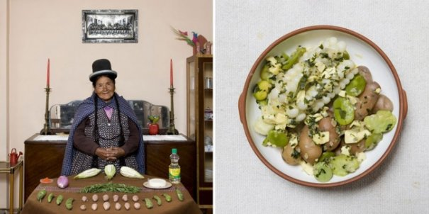 Чем кормят лучшие бабушки разных стран своих внуков - №18