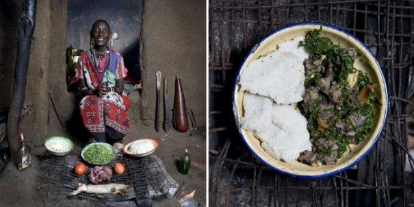 Чем кормят лучшие бабушки разных стран своих внуков - №19