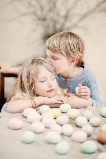оформление детских фото