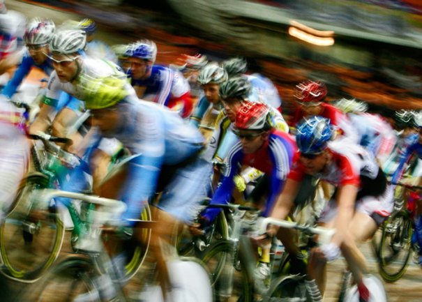 Хорошие ракурсы в спортивных фото от Марии Плотниковой - №1