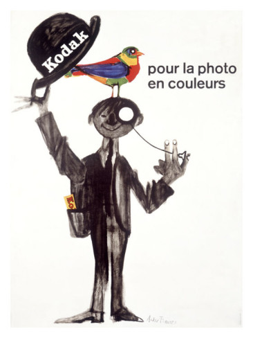Advertising art - Kodak - №2