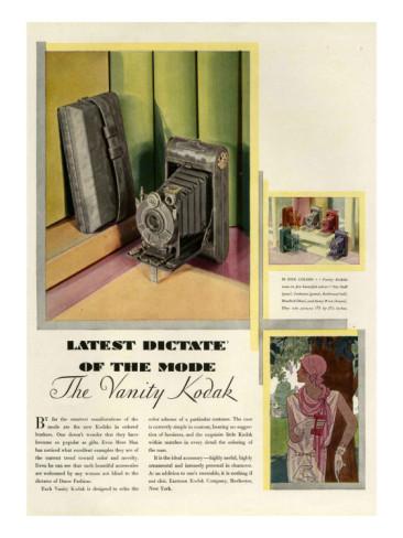 Advertising art - Kodak - №3