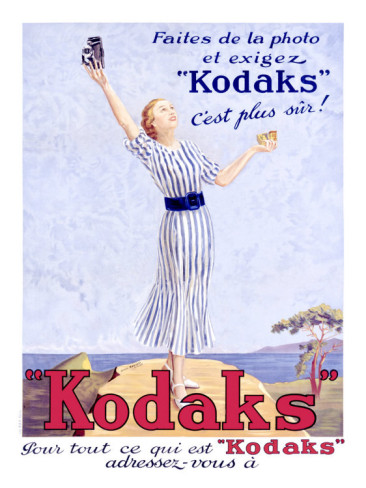 Advertising art - Kodak - №5