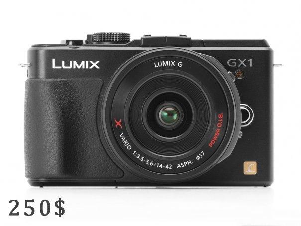 Обзор цифровых камер стоимостью до 1000$ - №2