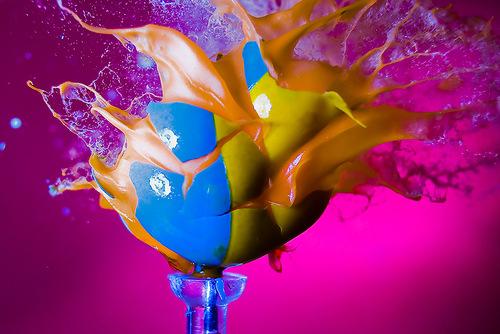 Яркие фото взрывного характера Алана Сэйлера - №21