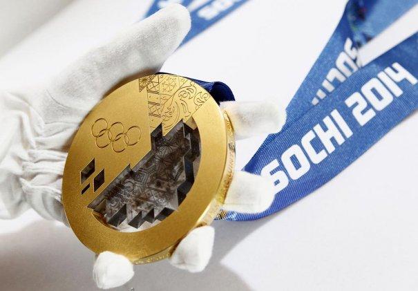 Новости в фотографиях - Сочи-2014. как делают олимпийские медали - №2