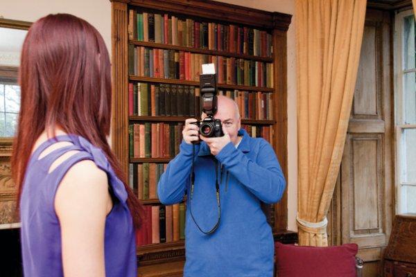 как фотографировать с внешней вспышкой