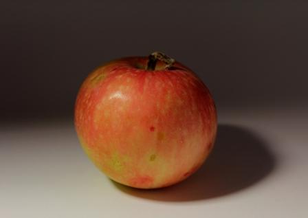 Красивое яблочко