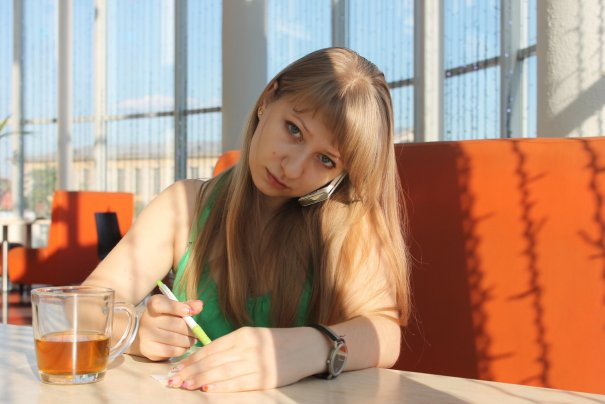 Марина Калинкина