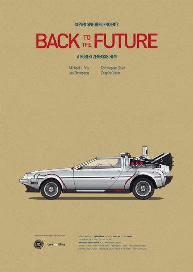 Назад в будущее, 1985