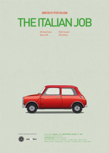 Итальянская работа, 1969