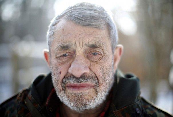 79-летний немец Вернер Фройнд 40 лет своей жизни провел в стае волков, выкормив их своими руками.
